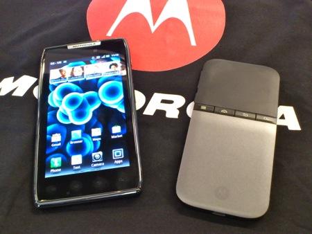 Hands-on with the Motorola RAZR