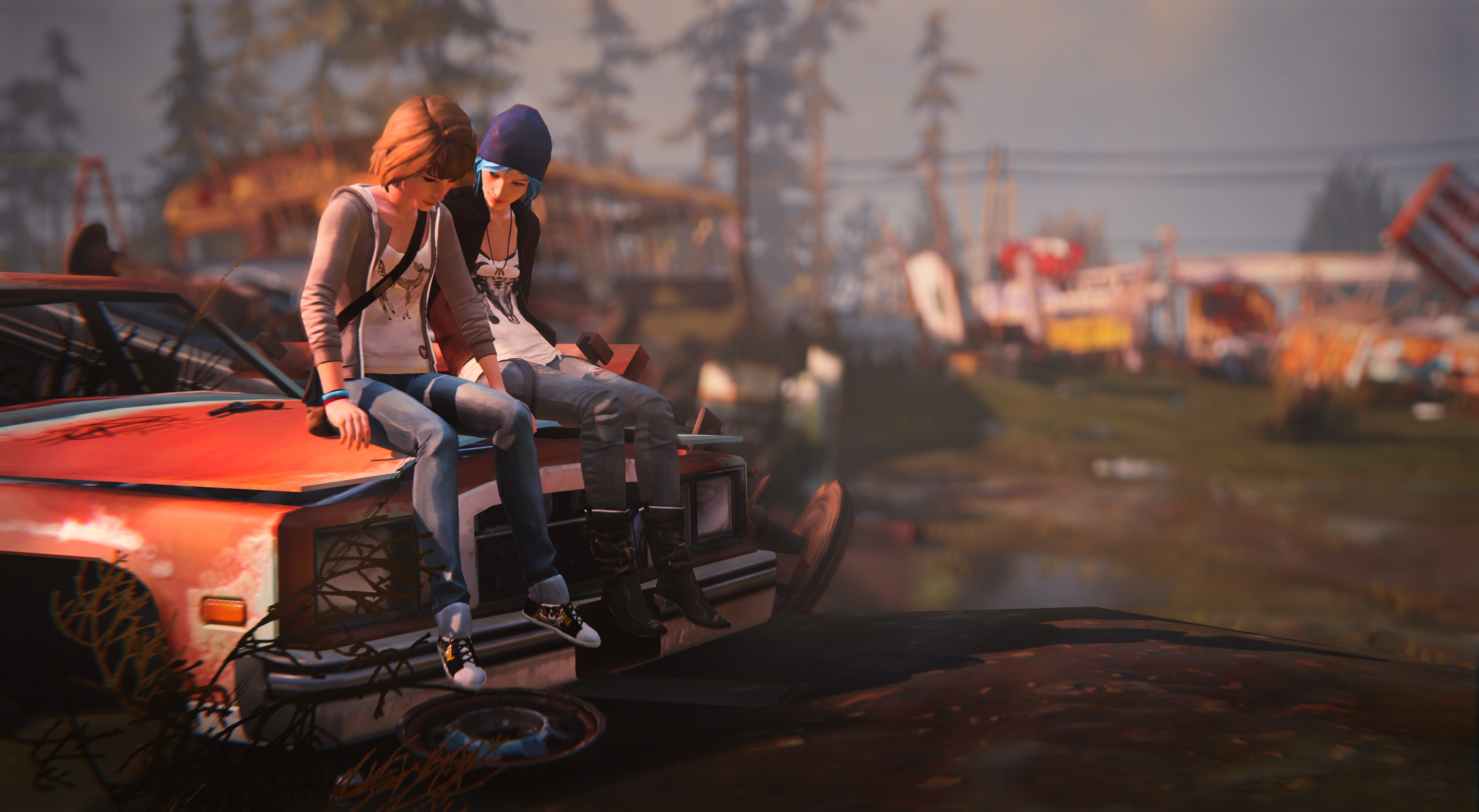 Life is Strange dev responds positively to a potential mobile version