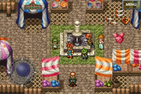 Classic Square Enix RPG Chrono Trigger warps into the 2011 App Store for £6.99/$9.99