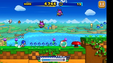 Don't worry, Sega is going to remove 'Boob' from Sonic Runners