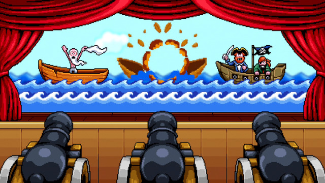 Iron Finger is a slightly less bizarre take on WarioWare for iOS