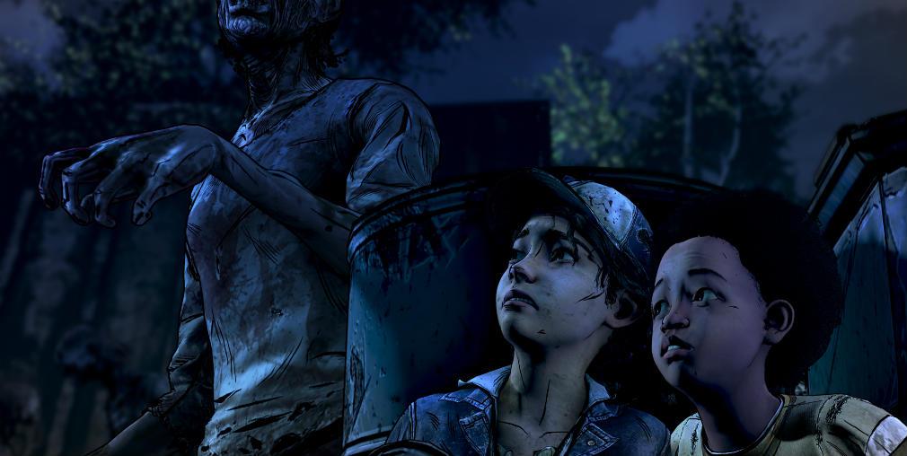 The Walking Dead: The Final Season Episode 3 arrives next month