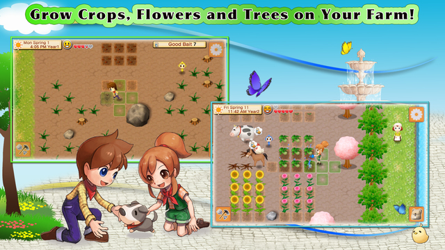 Hurry! Get Harvest Moon: Seeds of Memories cheap while you can
