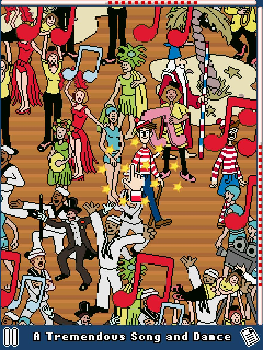 Where's Wally? in Hollywood finds its way on Java mobiles