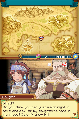 Rune Factory 2: A Fantasy Harvest Moon announced for DS