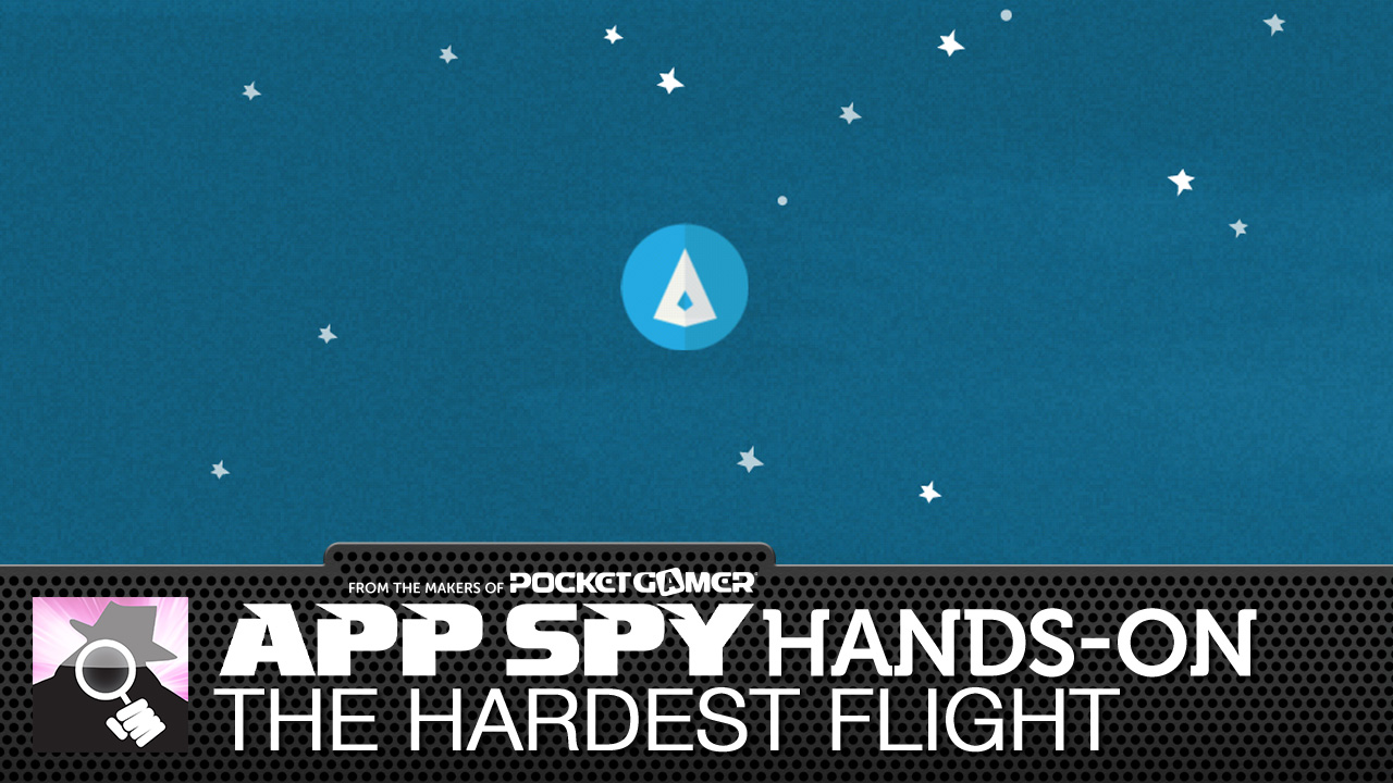 Chillingo's upcoming The Hardest Flight will seriously mess with your brain