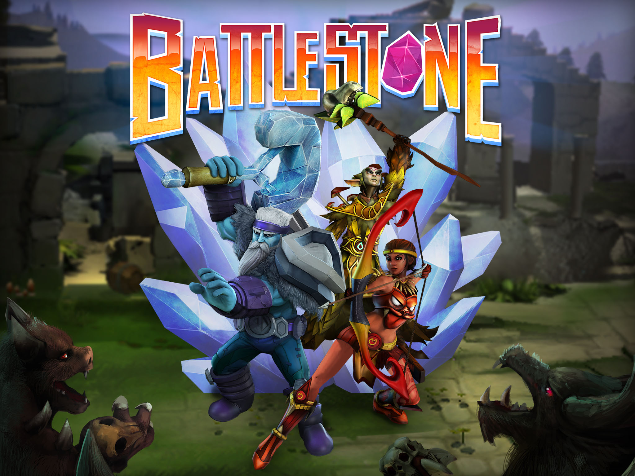 Zynga reveals first screens from intuitive, over-the-top action RPG Battlestone