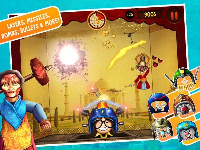 Put your boxing gloves on as Puppet Punch will be out for iOS on January 29th