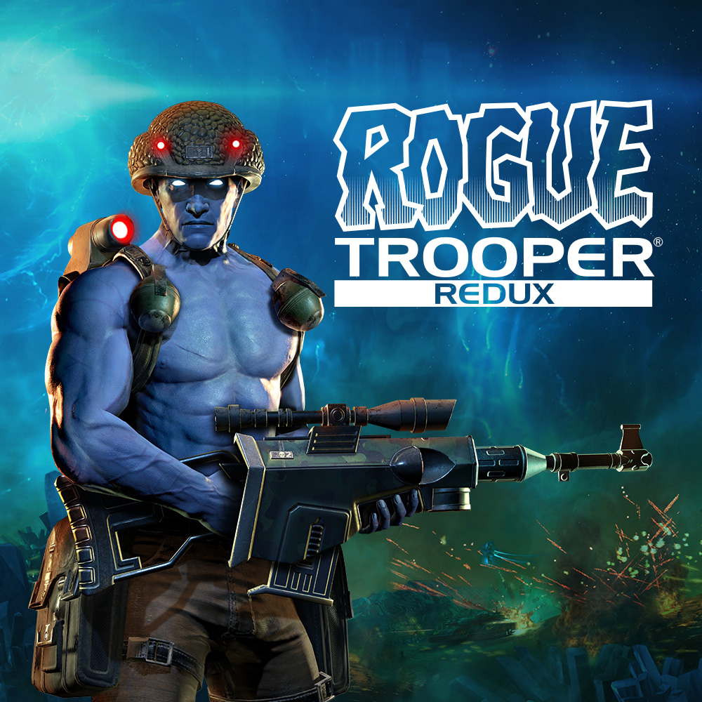 Rogue Trooper Redux icon