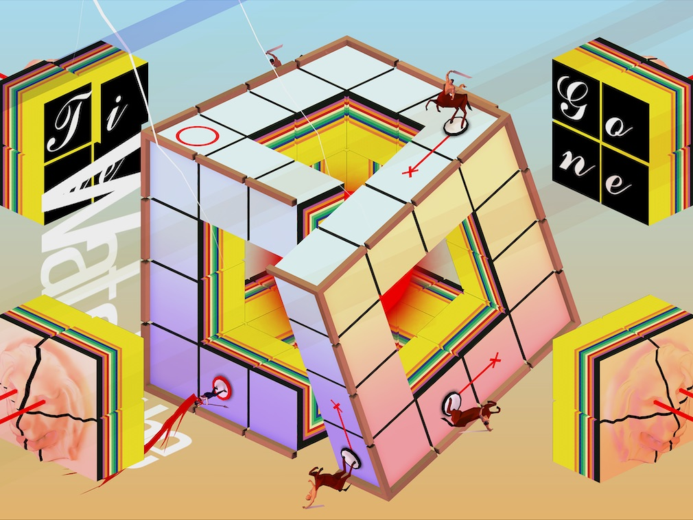 Euclidean Skies - We take a look back at the brilliant Euclidean Lands for iPhone and iPad