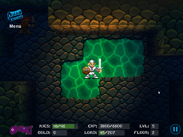 Fund a fully re-imagined and reworked Sword of Fargoal 2 on Kickstarter