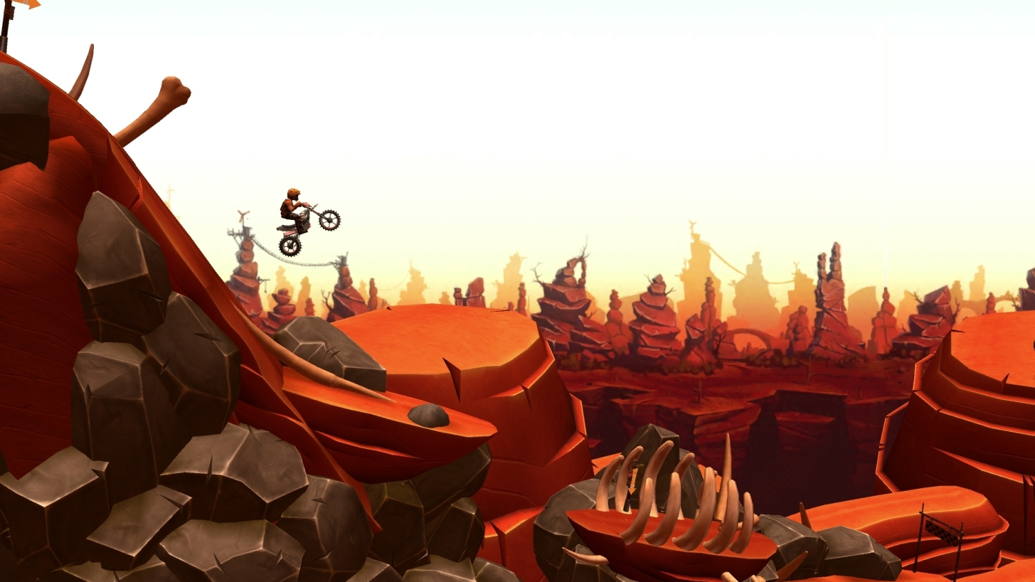 Hands-on with Trials Frontier - can this XBLA classic work with an energy system?
