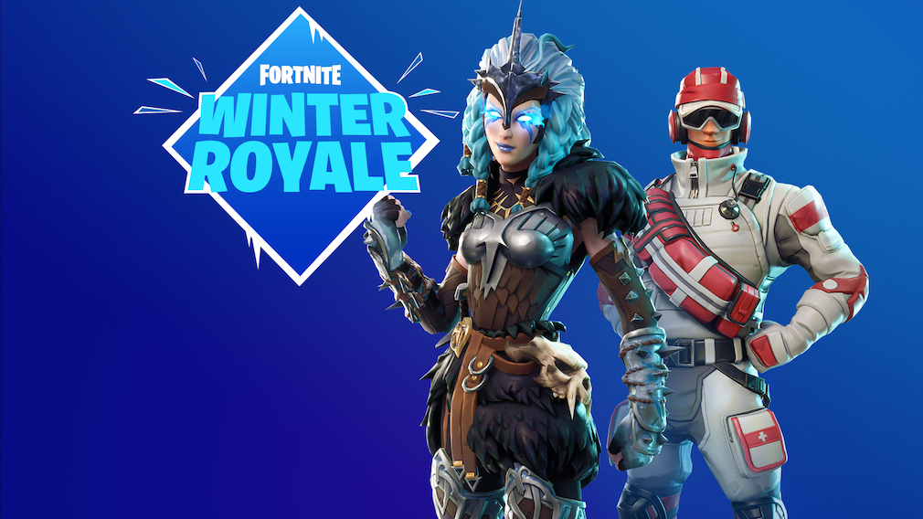 Walk away from Fortnite's Winter Royale with up to $1,000,000
