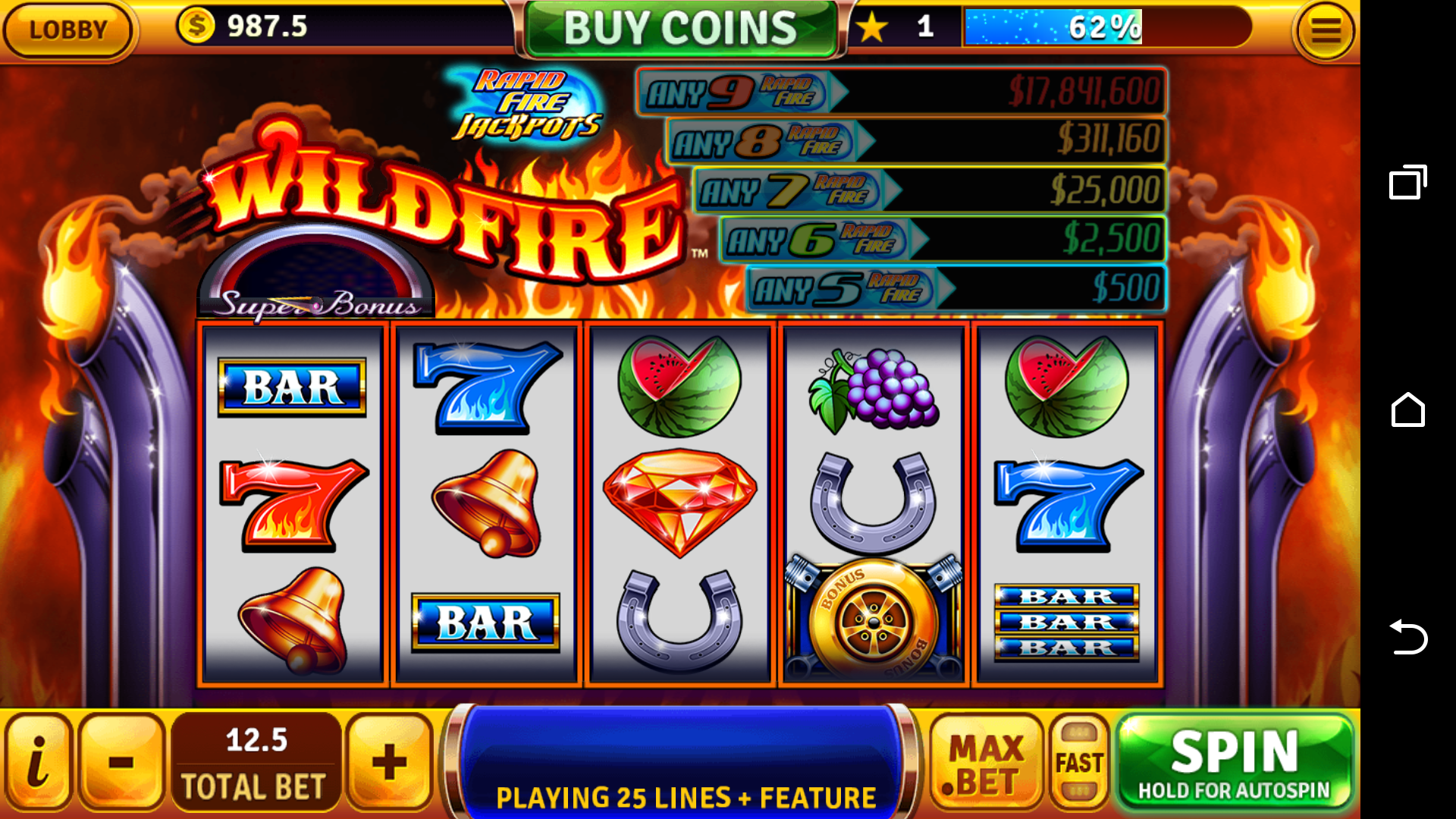 Just For Fun Slots