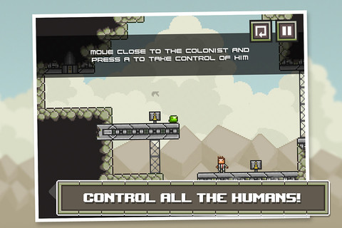Free iPhone and iPad games: Infestor, Enigmo 2