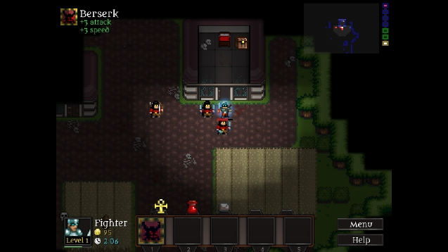 Cardinal Quest 2 will bring a fast-paced, streamlined roguelike challenge to iOS very soon