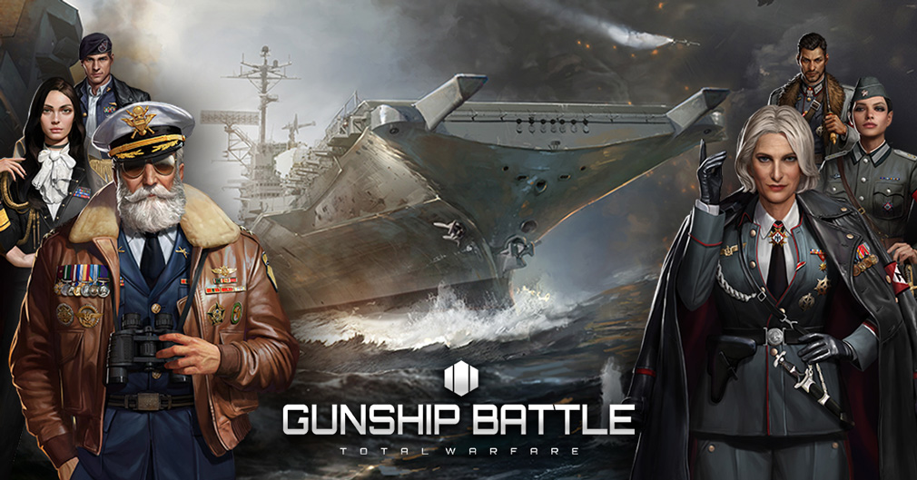 Gunship Battle: Total Warfare has splashed down in mobile seas