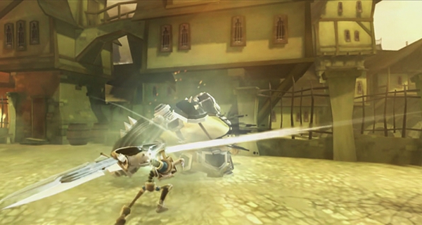 Tough medieval fantasy brawler Strength of the Sword Ultimate is coming to PS Vita
