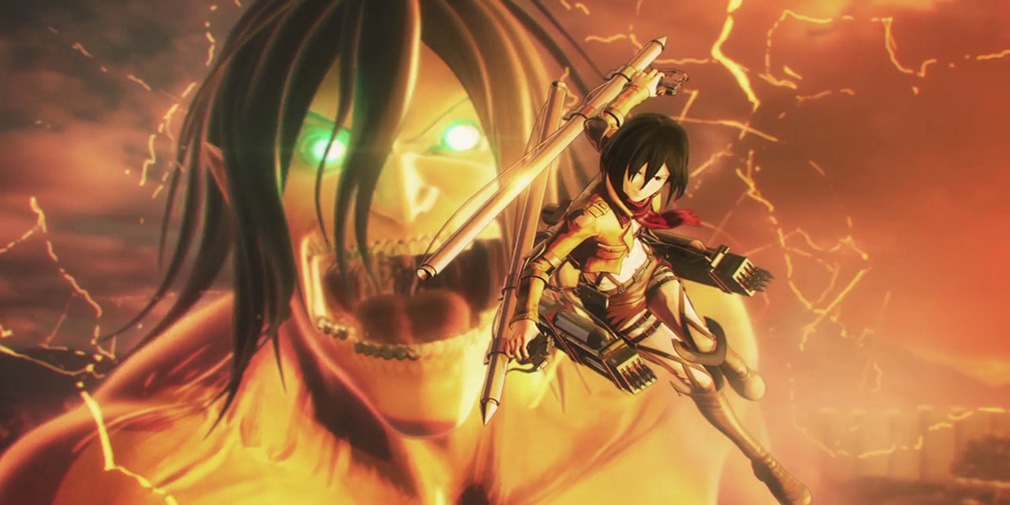 "AoT 2 Final Battle review - ""Decent Attack on Titan fan service"""