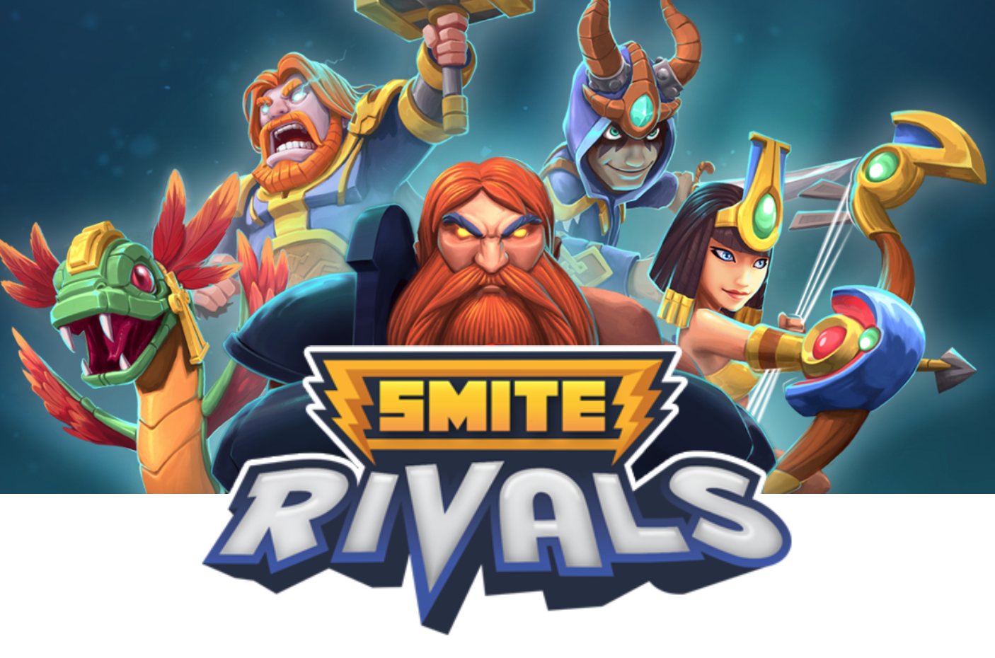 Hi-Rez reveals their upcoming Clash Royale contender, Smite Rivals