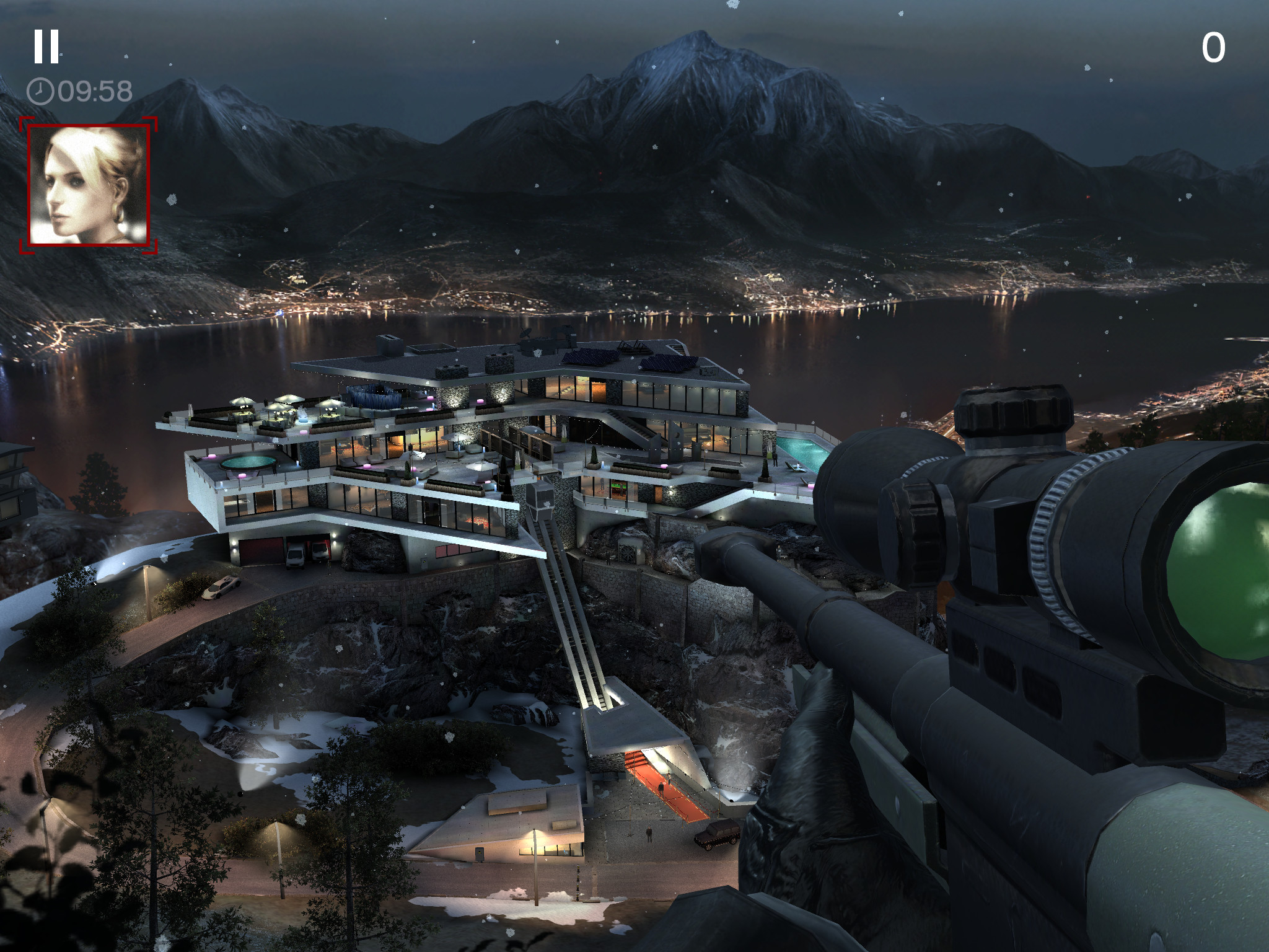 Hitman: Sniper is currently going for its cheapest price yet on iOS and Android