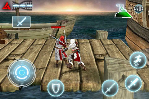 Assassin S Creed Altair S Chronicles Iphone Goes On Sale 59p 99c