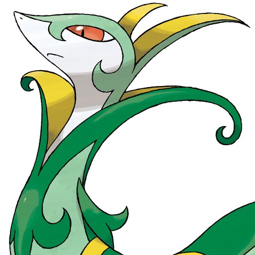 Pokemon players can now get Contrary Serperior in the US and Europe