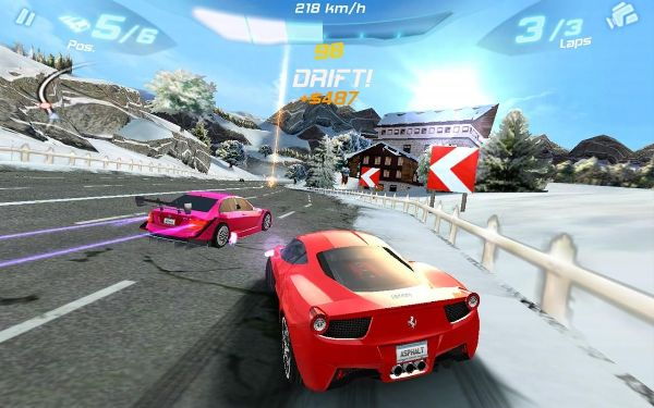 Top 5 racing games for Xperia Play