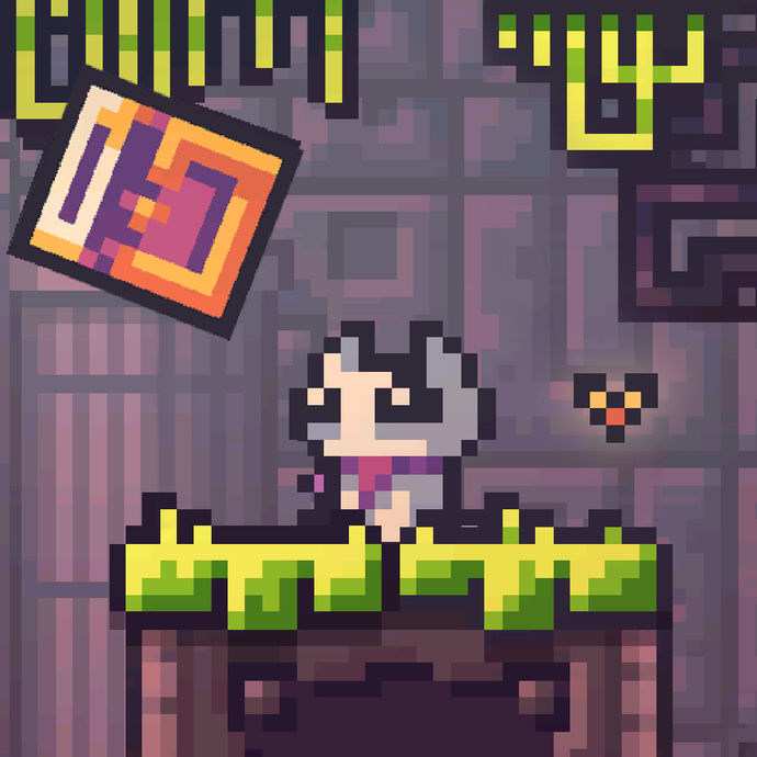 After releasing in 2016 on Android, pixelated platformer Reed is finally out on iOS