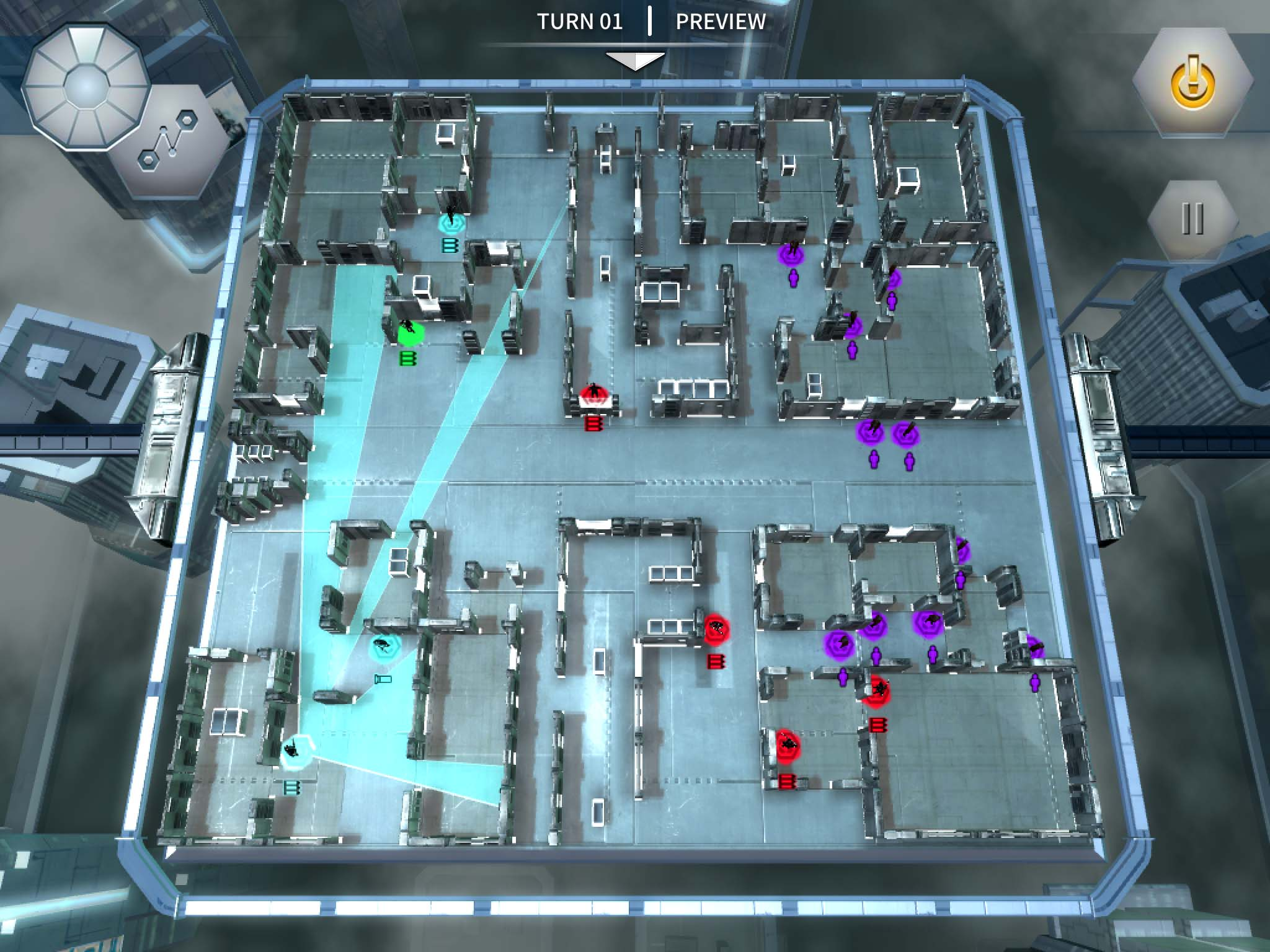 Frozen Synapse Prime - Surprisingly secondary