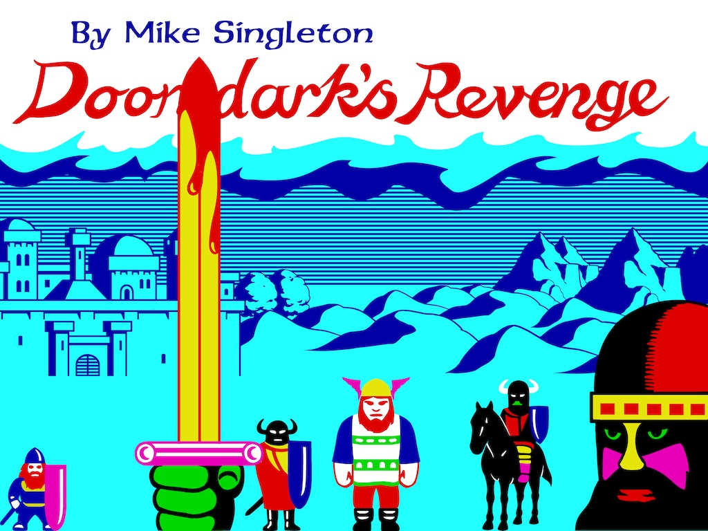 Chilli Hugger's remake of 1985 fantasy-RPG sequel Doomdark's Revenge will go live on February 17th