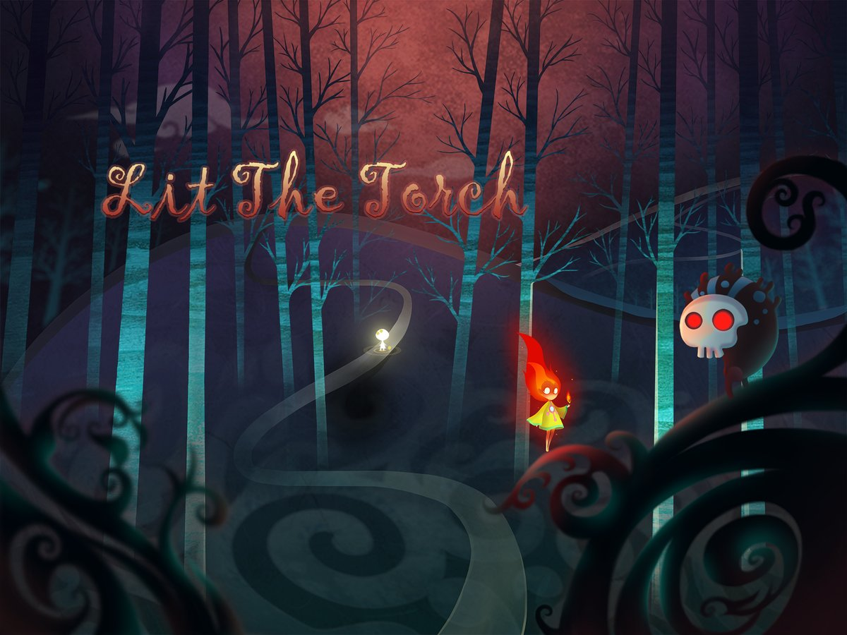 [Update] Lit the Torch is a striking puzzler which implements a unique mechanic, soft-launched in select countries
