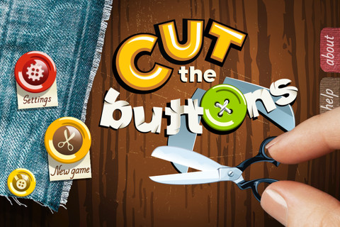 Sponsored Feature: Open Name on how Cut the Buttons has been tailored to fit on iOS