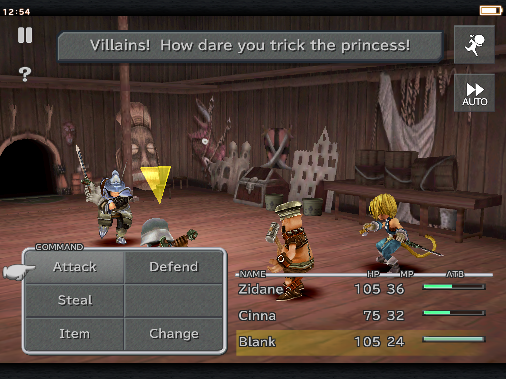 Final Fantasy IX - A mobile port of a classic JRPG that actually works