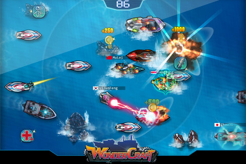Free iPhone and iPad games: WonderCraft, Extraction: Project Outbreak