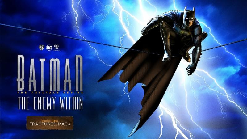 Batman: The Enemy Within episode three gets a new trailer ahead of its November 21st release