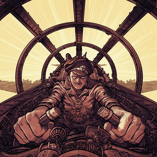 How to fly like Vlambeer - the Luftrausers devs share their favourite rausers