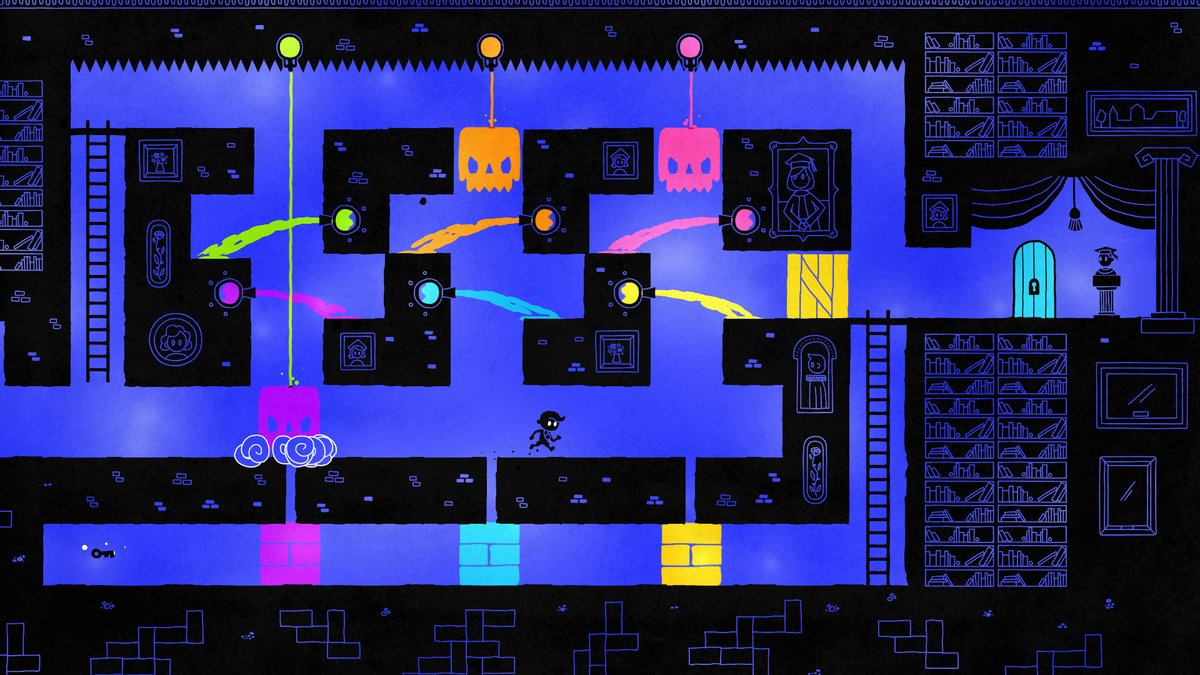 Color-shifting puzzler Hue comes to PS Vita on August 23rd
