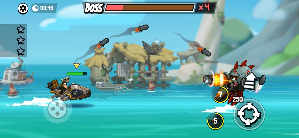"Bombastic Brothers review - ""A bright and brutal cartoon shooter"""