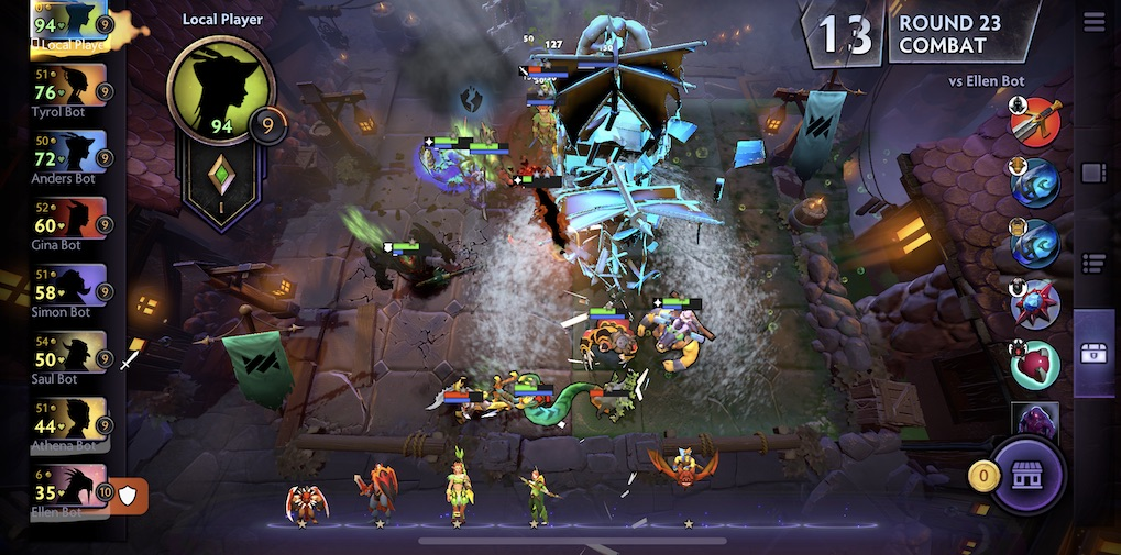 DOTA Underlords' Outlanders update brings a new Alliance, a faster-paced game mode and more
