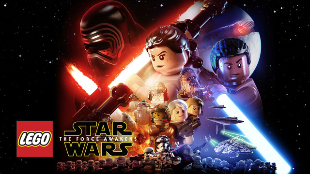 Surprise: LEGO Star Wars: The Force Awakens is now out on iOS