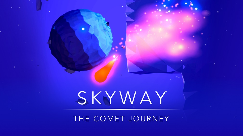 Skyway: The Comet Journey takes you on a grand adventure through the vastness of space