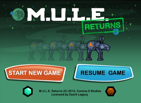 Classic strategy reboot M.U.L.E. Returns is available for iPhone and iPad right now