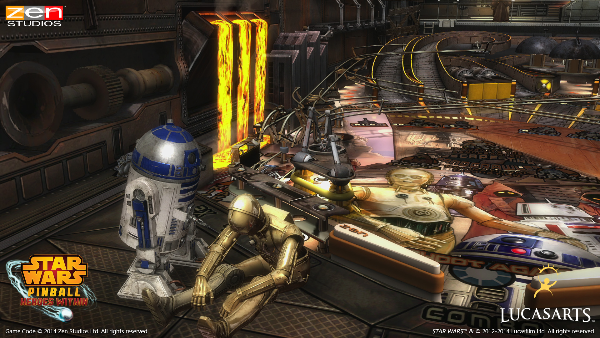 Star Wars Pinball is getting even more Star Wars-ier with some new themed tables for iOS, Android, and Vita