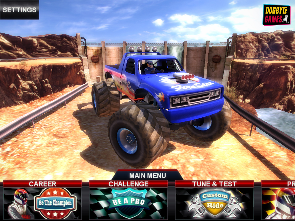 Offroad Legends roaring onto iOS and Android on June 26th
