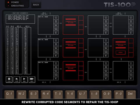 TIS-100P is a new brain-breaking programming puzzler from the developer of SpaceChem
