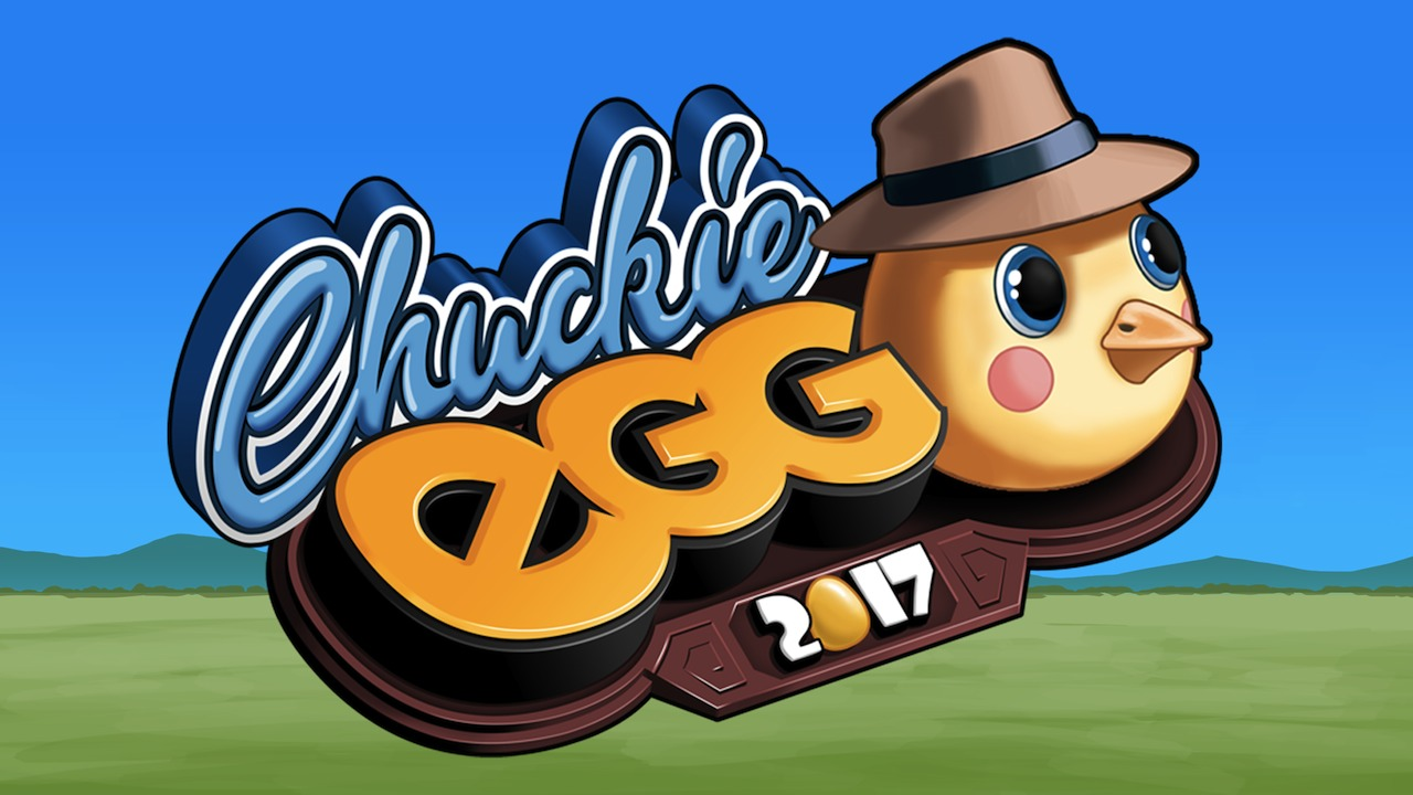 Chuckie Egg is back with a fresh new look thanks to Downsideup Games