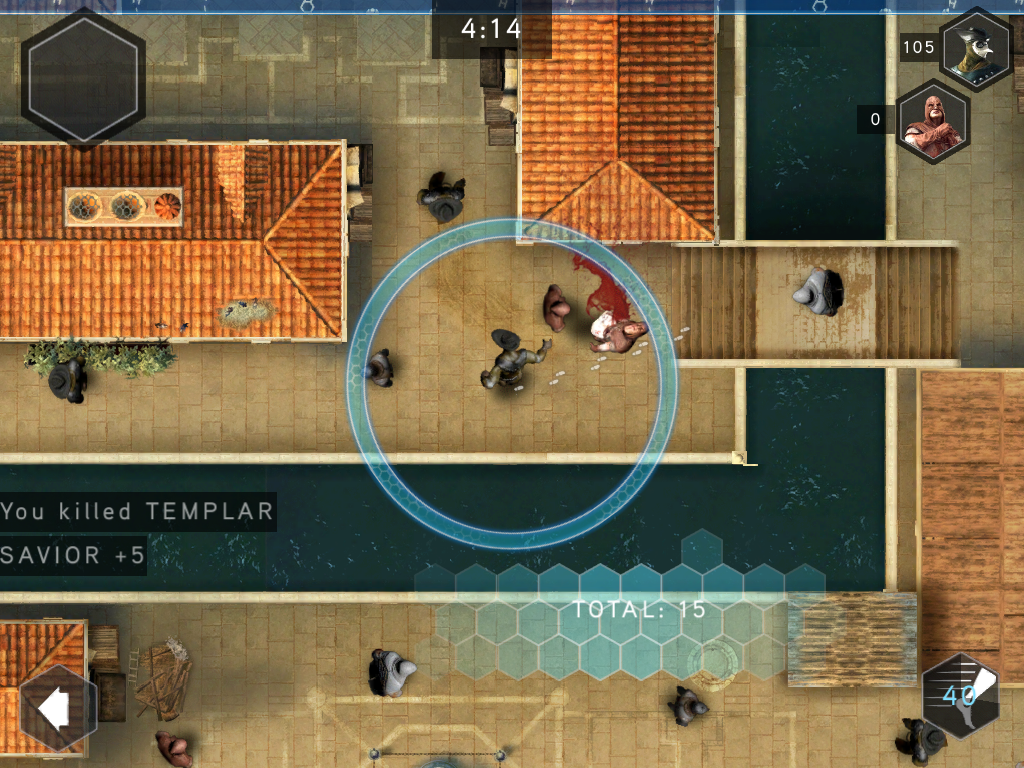 Hands-on with Assassin's Creed Rearmed on iPad