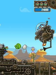 Turtle Dash Mobile, screenshot 3