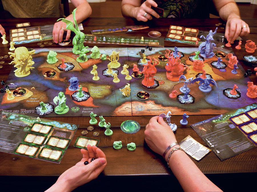 3 ways AR could change mobile board games